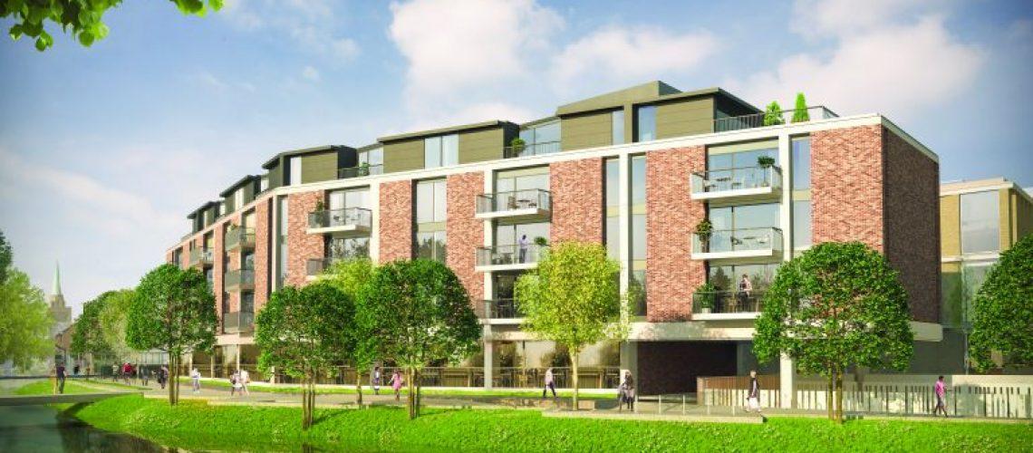 Residential-Building-CGI
